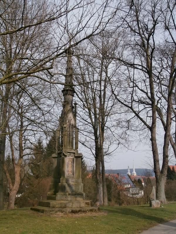 Das Kaempfer-Denkmal