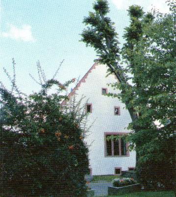 Kaempfers Geburtshaus