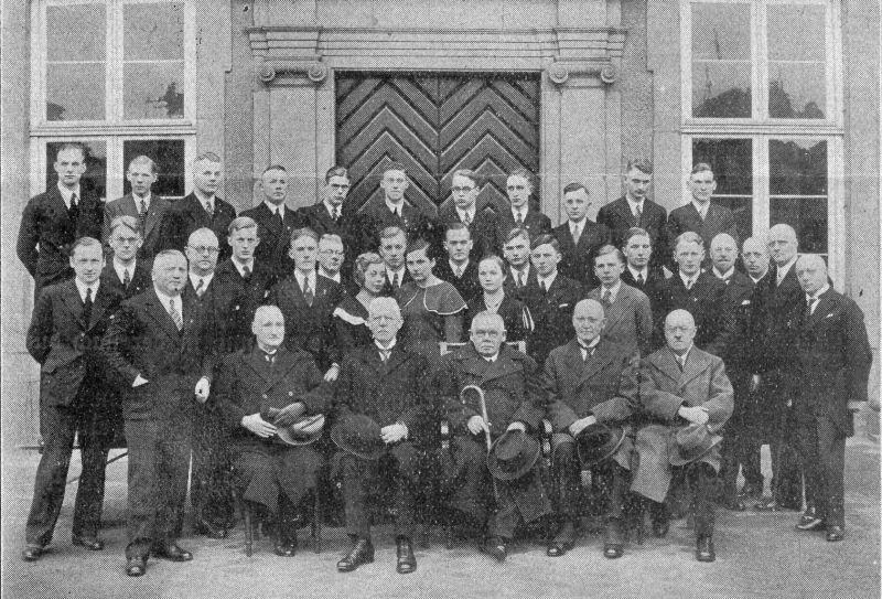Abitur 1934